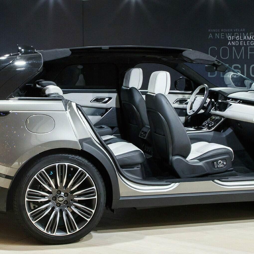 The Range Rover Velar Design Philosophy Is Revolutionary