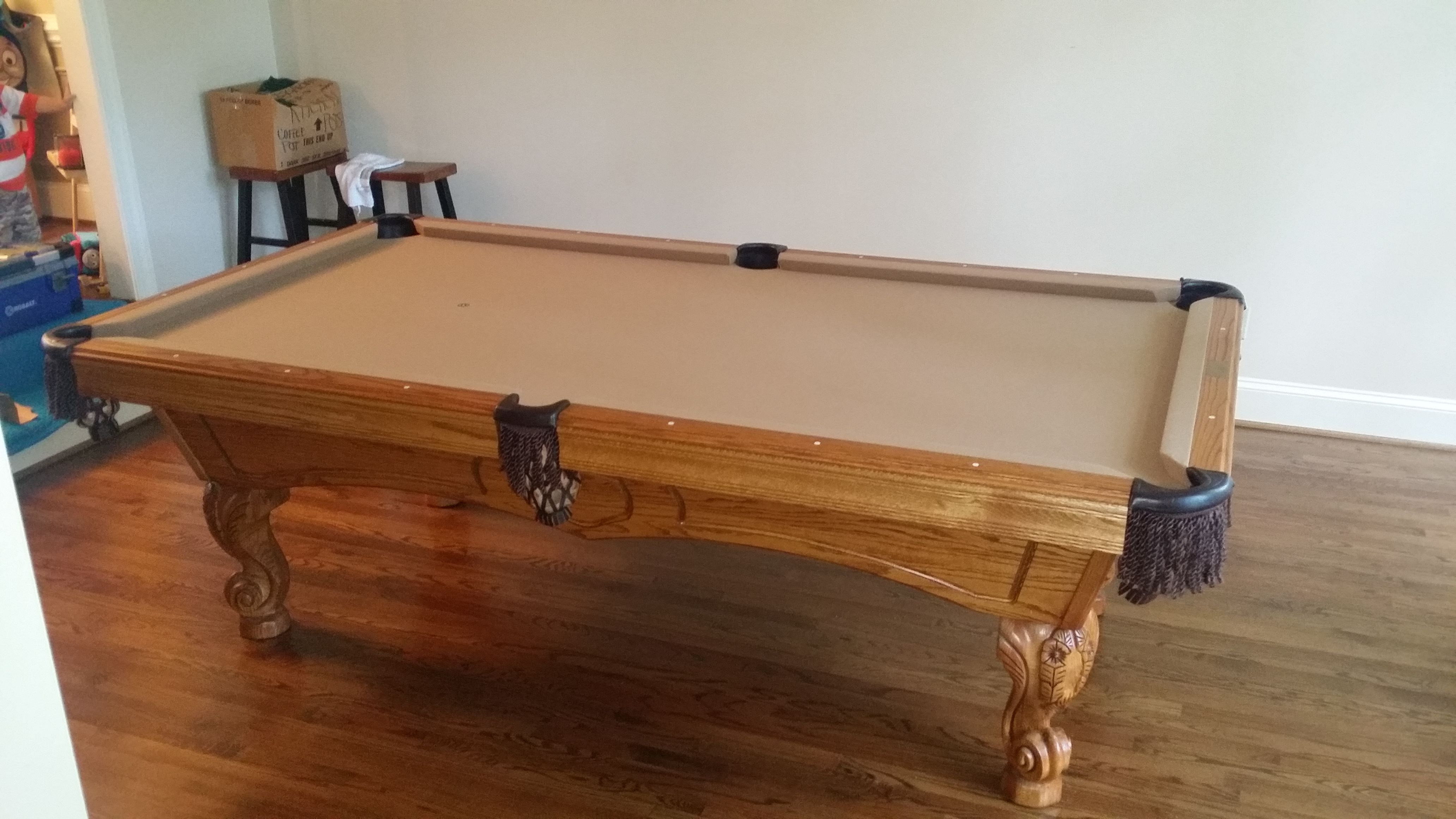 billiards and barstools floor model tables pool closeout img table olhausen gallery remington