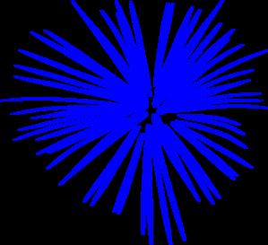blue fireworks clip art vector clip art online royalty free rh pinterest co uk free animated firework clipart fireworks animated gif clipart
