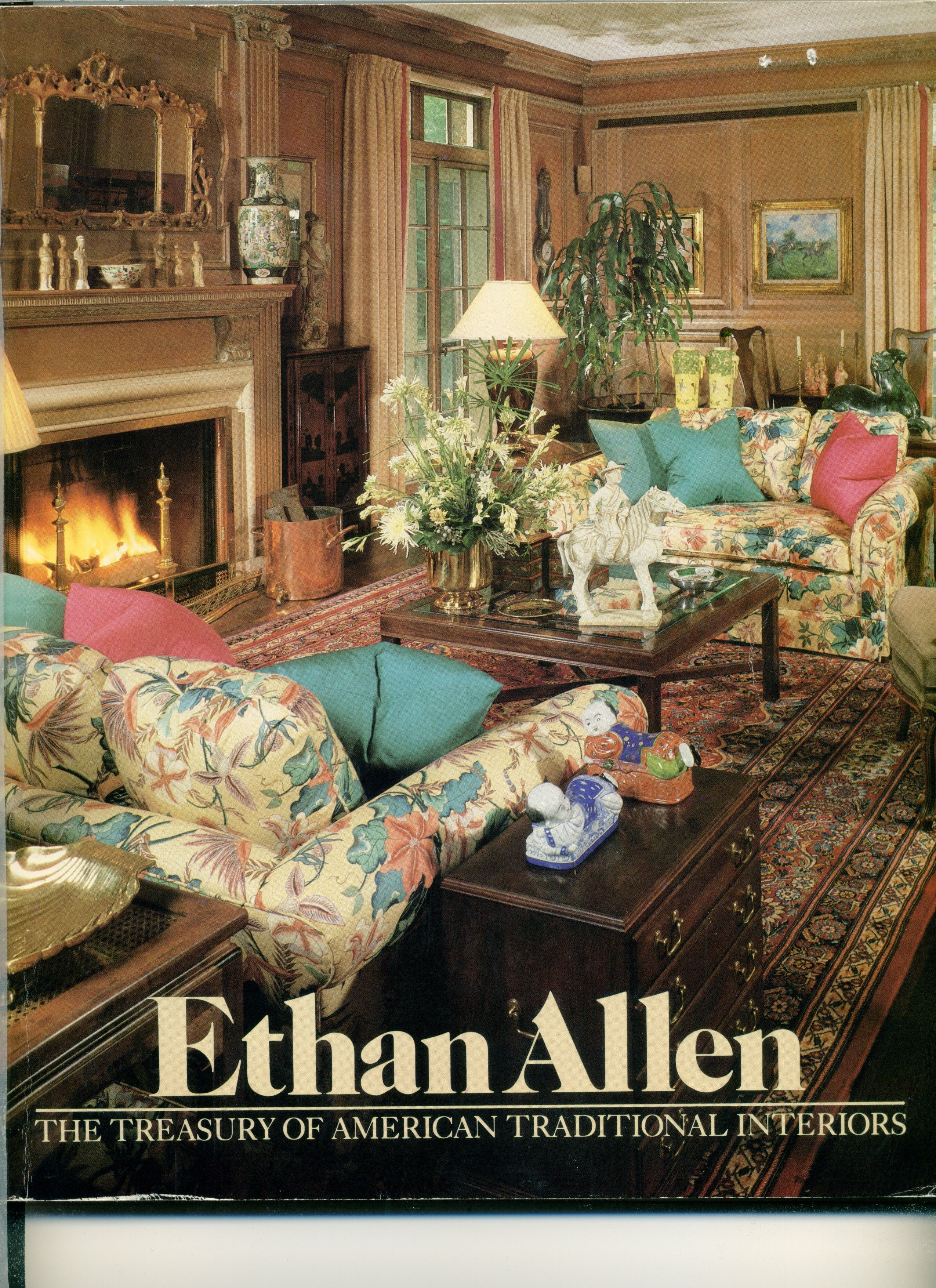 1984 Catalog Have It Traditional Interior Interior