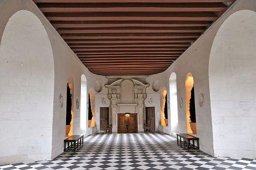 Chateau Interior | Chateau de Chenonceau - Castles, Palaces and ...