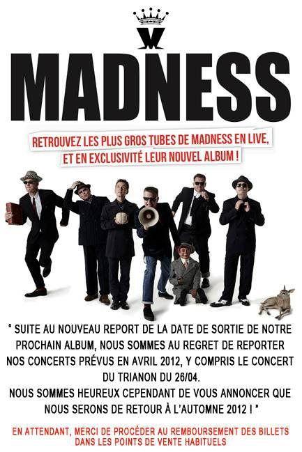 Madness avec RFM