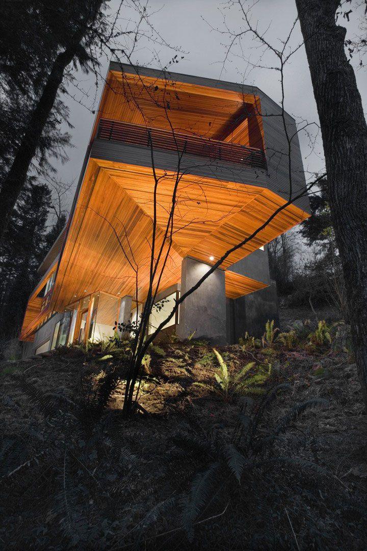 Hoke House in Portland by Skylab Architecture 09