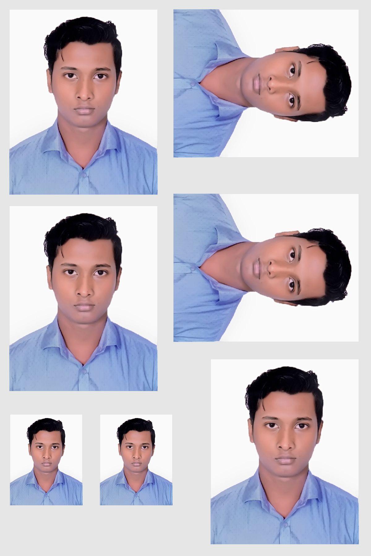 4r Size Photo Passport Akashdire Photo Passport
