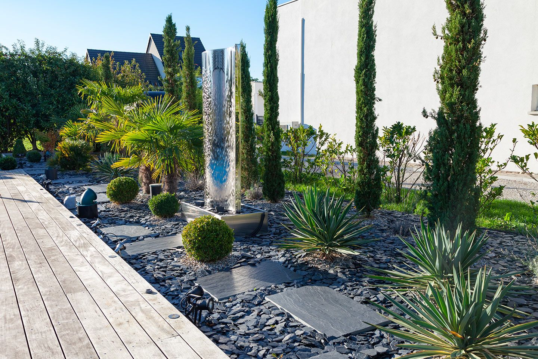 30++ Idee deco jardin avec ardoise ideas