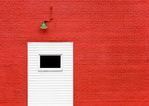 Red, Red Brick Wall | Flickr - Photo Sharing!