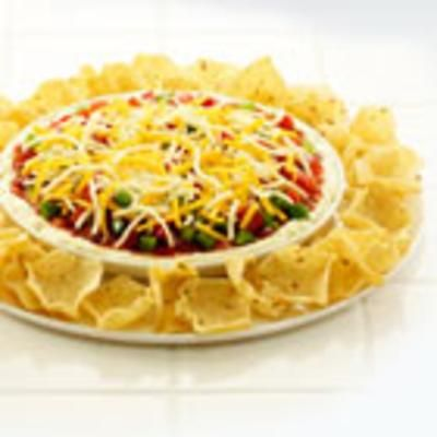 #recipe #food #cooking Tostitos Rapido Pizza