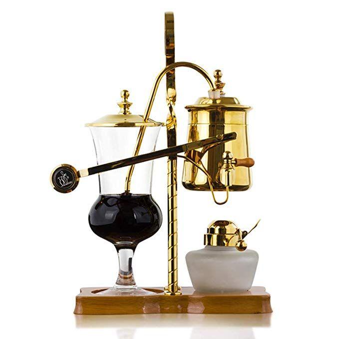 Belgian Belgium Royal Family Balance Siphon Syphon Coffee ...