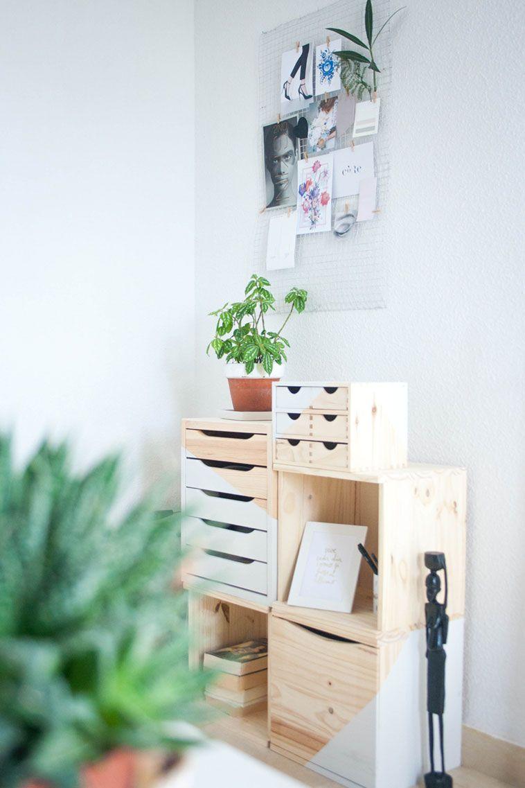 Espacio De Trabajo Diy Leroy Merlin Home Decor Pinterest  ~ Leroy Merlin Cajas Organizadoras