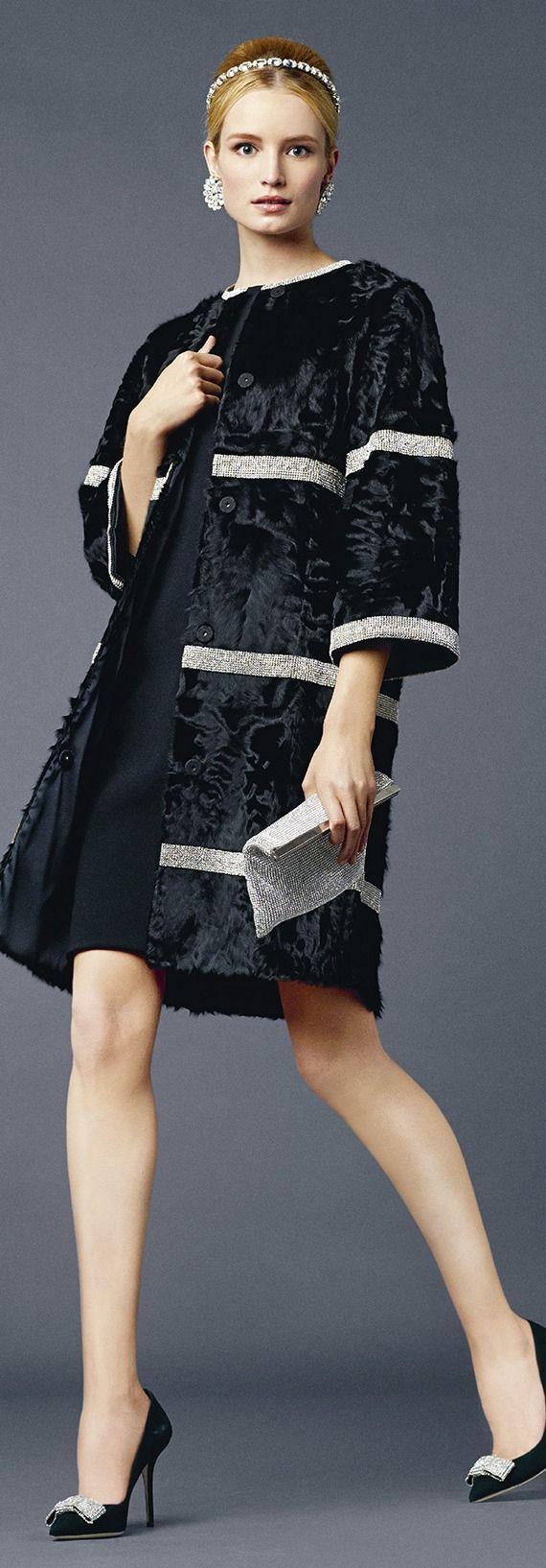 designer labeled runway coats women pinterest Dolce u Gabbana