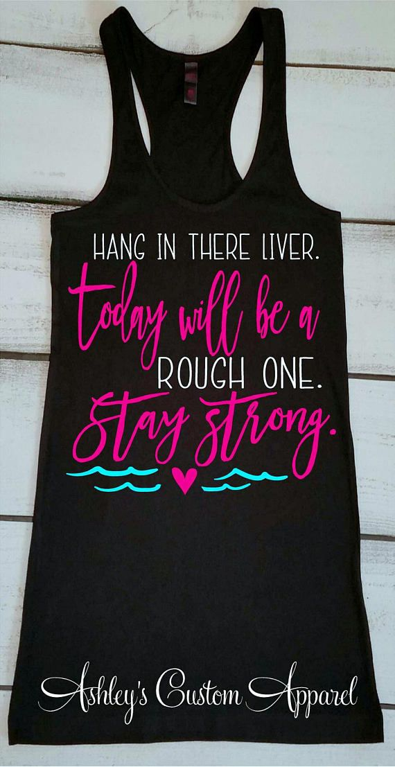 Funny Drinking Shirt Liver Shirts Killin' My Liver Tank Summer Vacation Shirt Girls Trip Shirts Day Drinking Tee Party Drinking Tanks #summervacationstyle