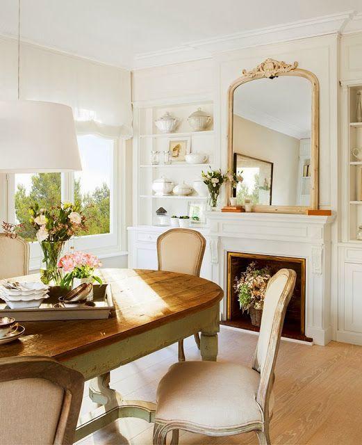 Decor Inspiration Classic Shabby Chic Apartment (con