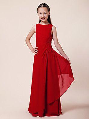 9b5b77bfd6 Vestidos Dama de Honor Niñas Cheap Online