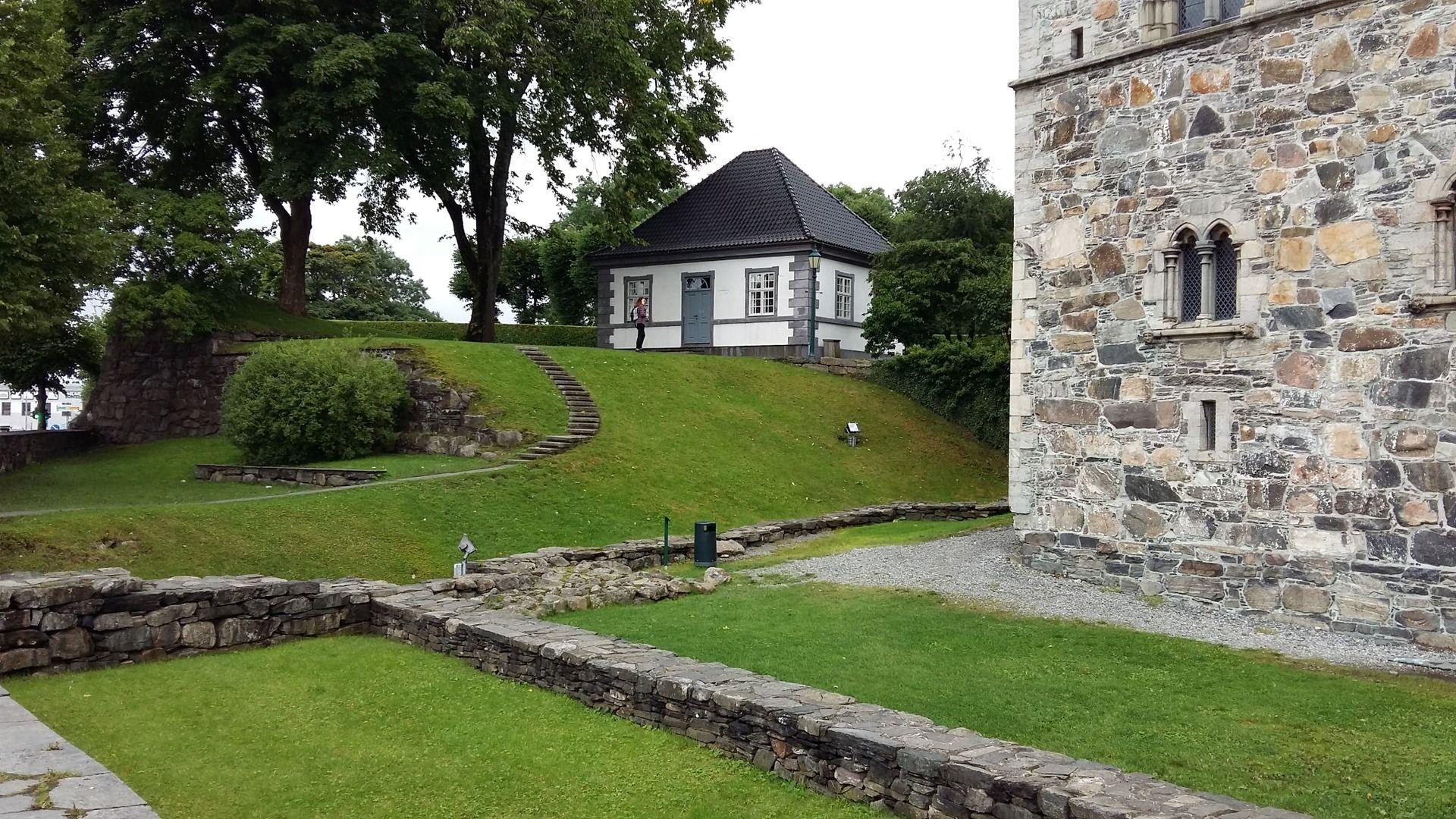 Bergen - Hakonshallen WG