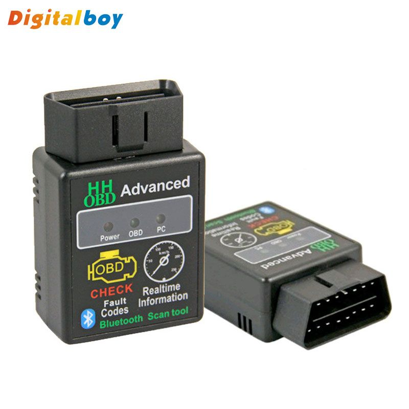Creta OBD2 OBD ELM327 Scanner Check Engine Light OBDii Bluetooth Car Diagnost...