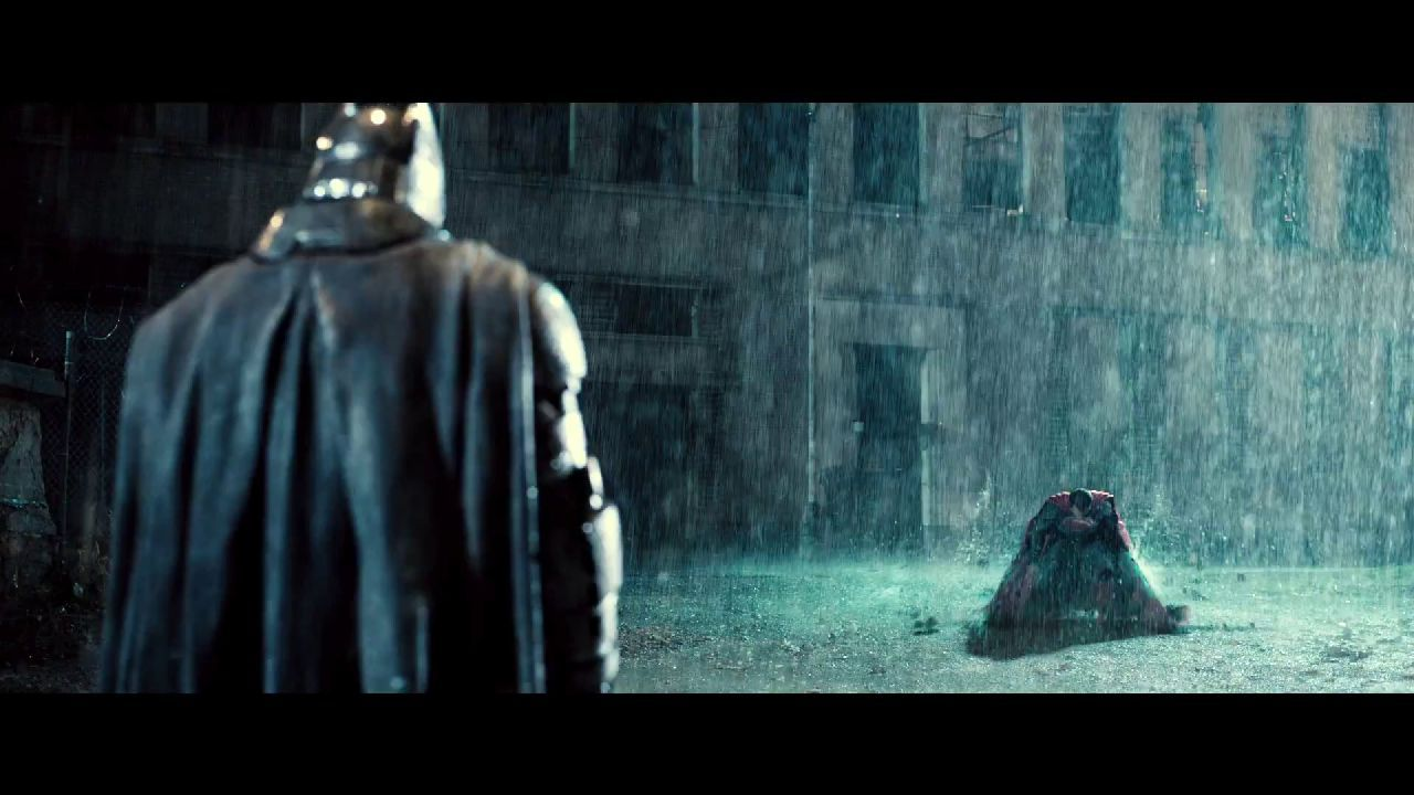 Batman V Superman Dawn Of Justice Teaser Screenshots BatMan Vs - First teaser trailer dawn of justice
