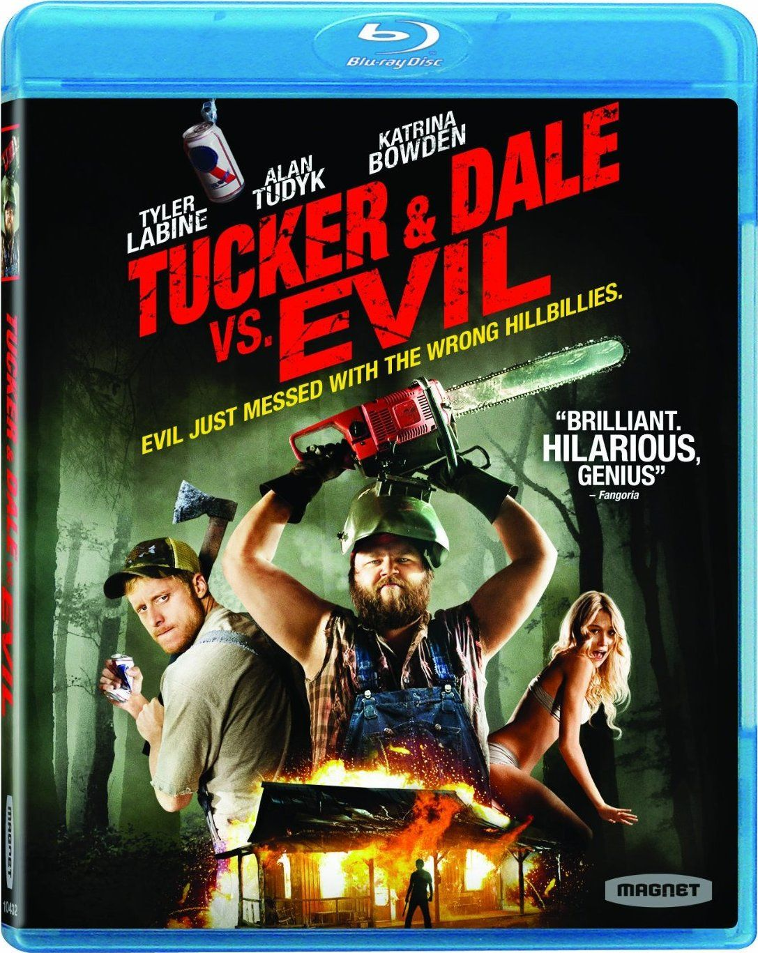 Film Review Tucker & Dale vs. Evil (2010 Tucker and