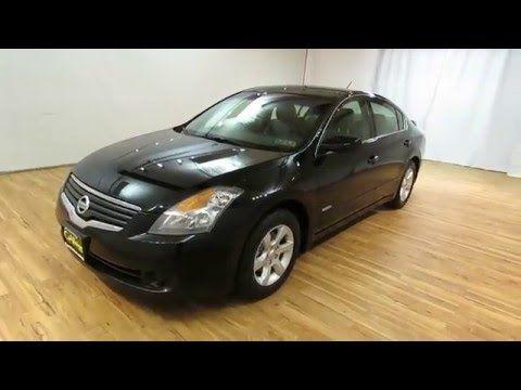 High Quality 2007 Nissan Altima 2.5 HYBRID @ CarVision.com 89943 Miles 33 MPG!