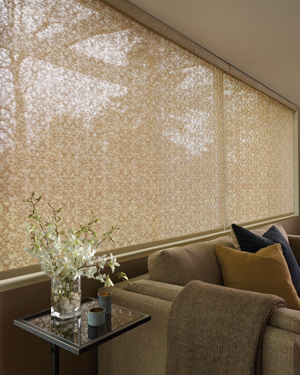 Hospitality and hotel window treatments sheer shades solar screen - Room
