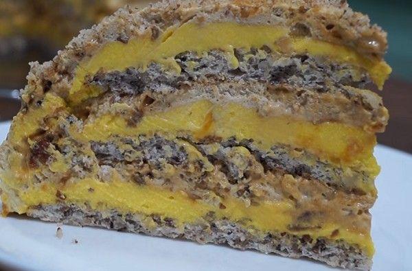 Египетский торт рецепт с фото пошагово | Вкусняшки ...