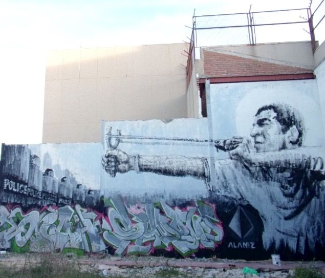 "new ""Gag Rule"" by Ala Niz in Madrid, 3/15 (with help from Munis & Rats crews) (LP)"