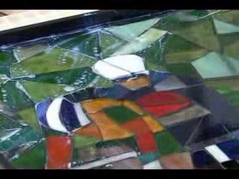 How To Make Glass Mosaics How To Seal Grout In Glass Mosaics Playlist Mosaic Mosaic Glass Sealing Grout
