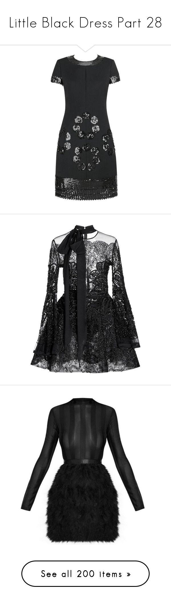 Little black dress part