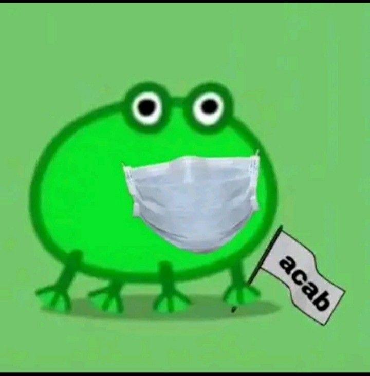 Pin On Frogs Tiktok 4 Pfp