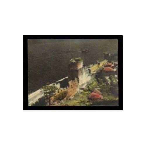 İSTANBUL RUMELİHİSARI-1950 LER-FOTO SANDER