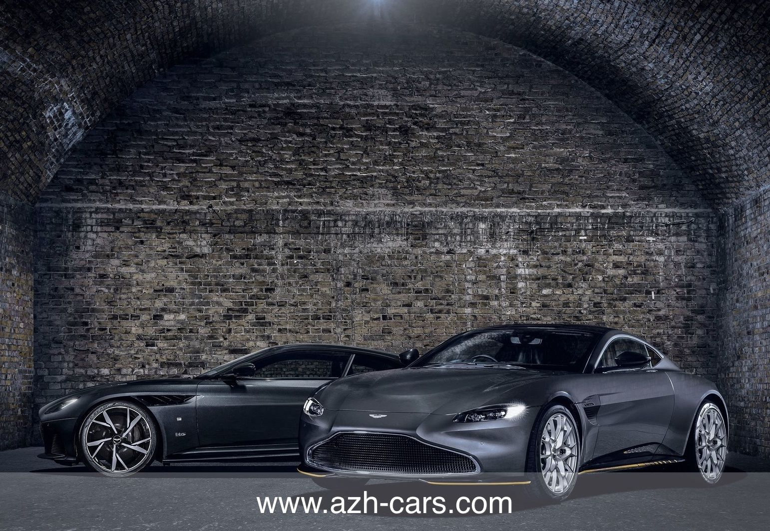 Aston Martin Vantage 007 Edition 2021 Aston Martin Aston Martin Vantage Aston