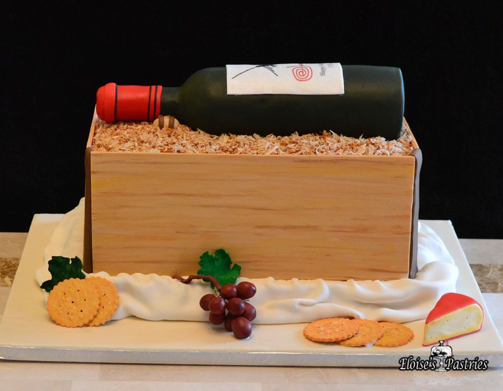 Wine Tasting This Weekend We Have You Covered Need A Birthday Themed Cake Then Is For The Label Was Custom Design And Everything From