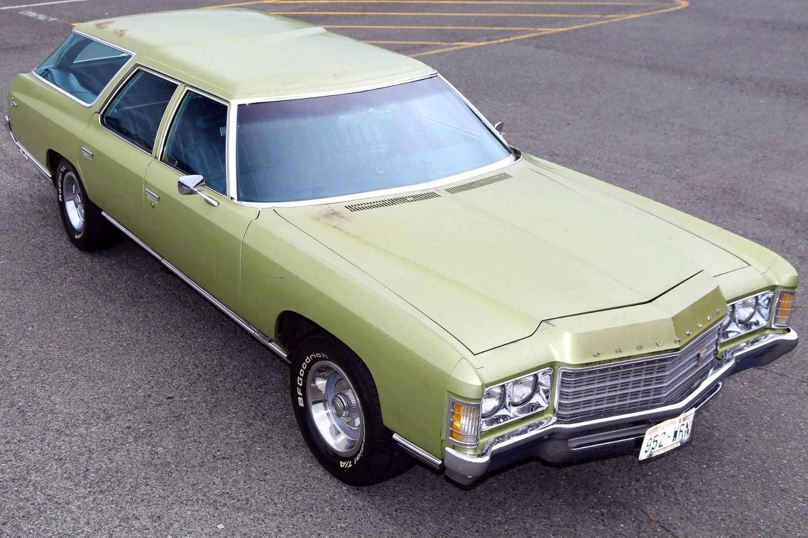 400 Reasons 1971 Chevy Kingswood 2020