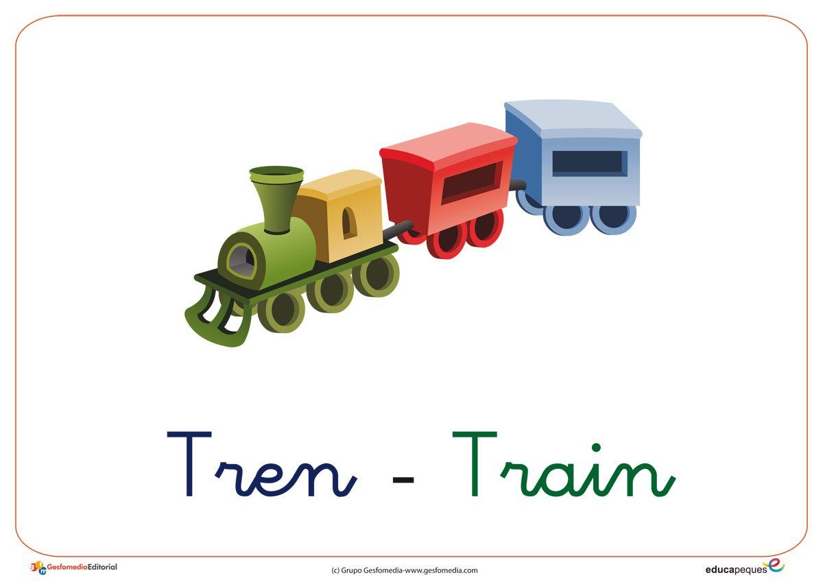 Vocabulario Ingles Espanol En Imagenes La Letra T