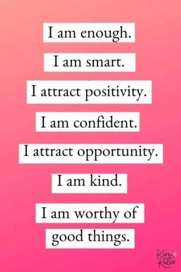10 Daily Affirmations To Improve Your Life