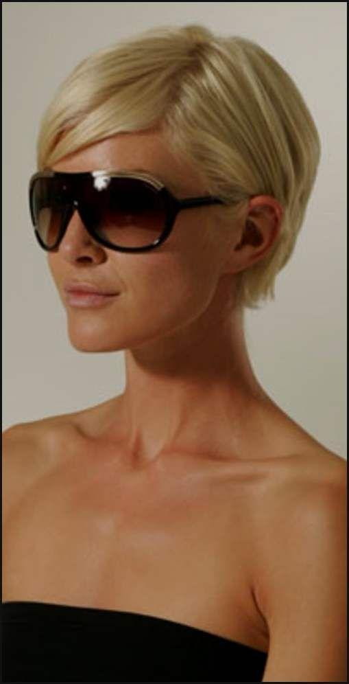 Einzigartige Frisuren Damen Kurz Blond Die Besten 25 Beliebte