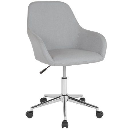 Cortana Flash Furniture Home and Office Mid Back Chair in