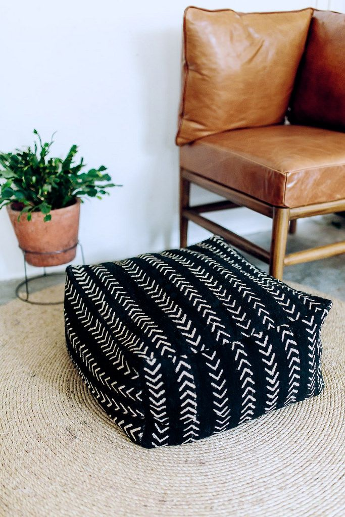 Diy floor cushion a pair a spare pinterest diy ottoman can you tell im getting slightly obsessed with all things cushion related this solutioingenieria Choice Image