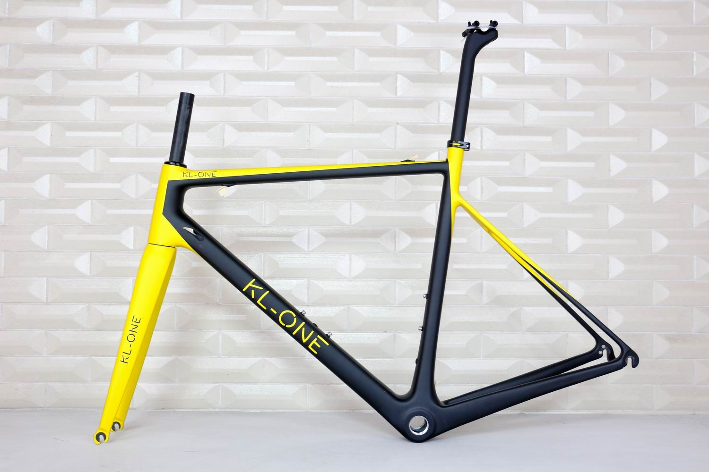 KL-ONE - ROAD RACE Modell individuell lackierte Fahrradrahmen aus ...