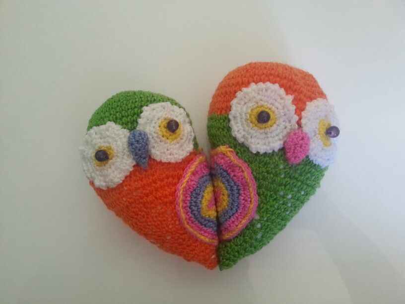 Buhos corazon