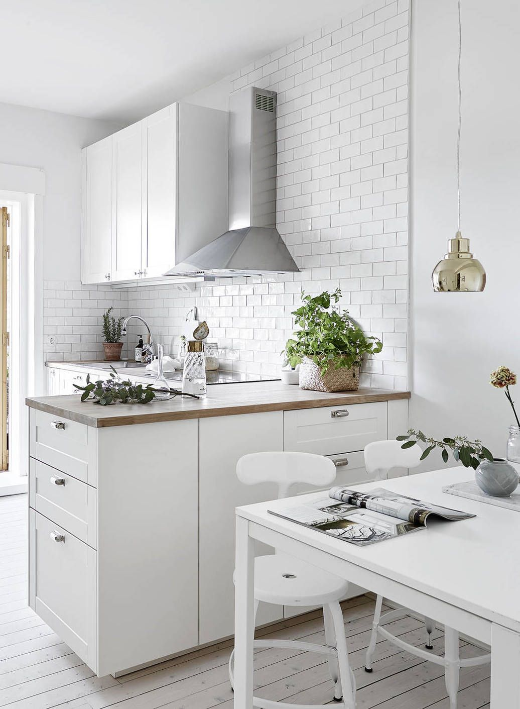 Cozy and light | Cozy, Kitchens and Lights