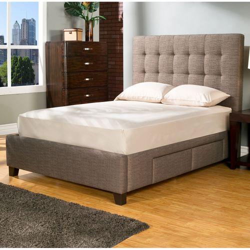 Manhattan Upholstered Storage Bed by Seahawk Designs   Bedroom ...