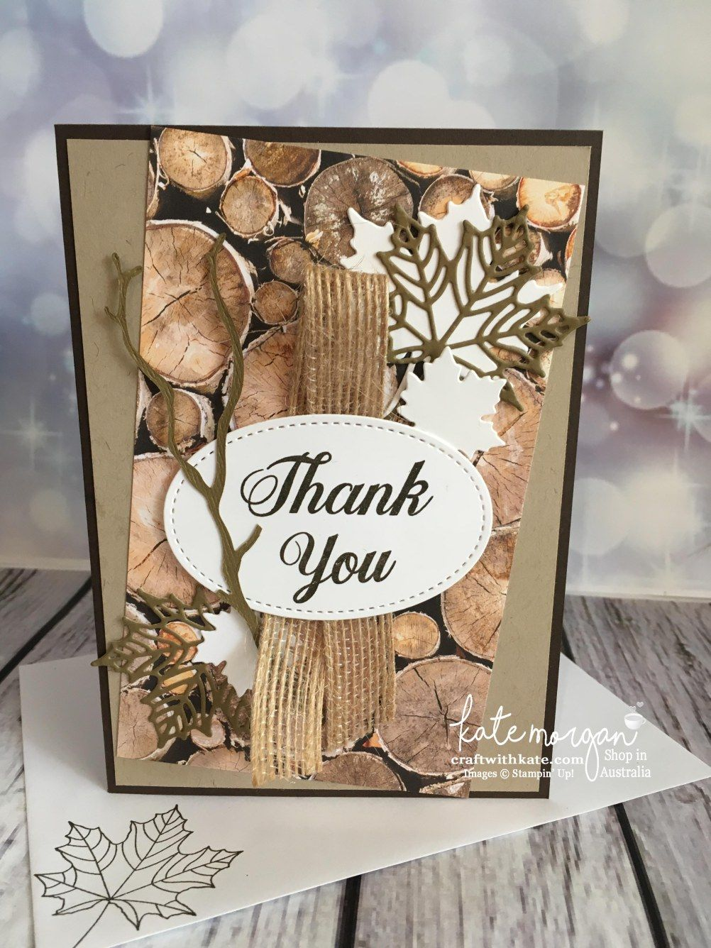 Masculine Thank You Card Masculine Cards Cards And Card Ideas