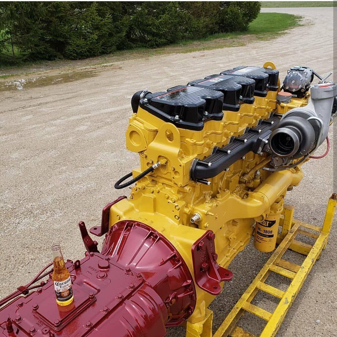 Cat C16 W Corona Extra Peterbilt379 Largecarsmafia Truckin Dieseltrucking Dieseltrucks Truck Engine Caterpillar Engines Automobile Engineering