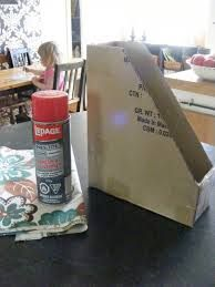 Cardboard Magazine Holders How To Make Your Own Cardboard Magazine Holder  Pesquisa Google