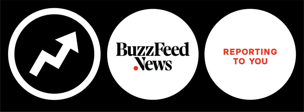 New Logo For Buzzfeed News Logo Mark Graphic Design Branding Buzzfeed News