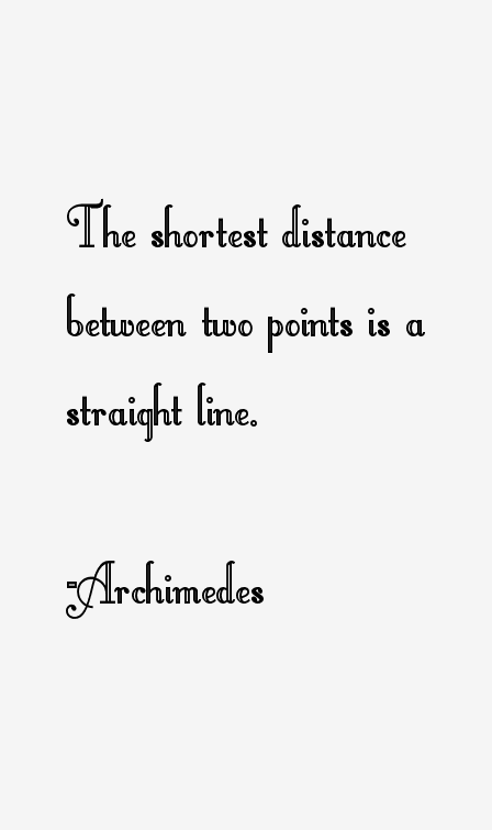Archimedes Quotes & Sayings | ingenuity :) | Pinterest ...