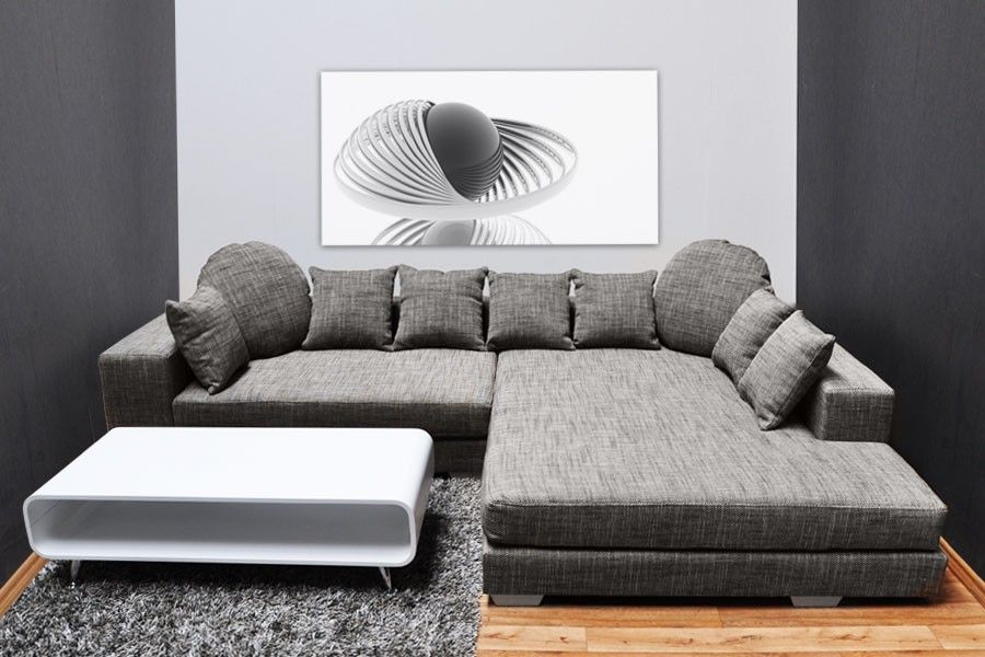 Modern Big Sofas Applied Perfectly to Design Modern Living Room ...