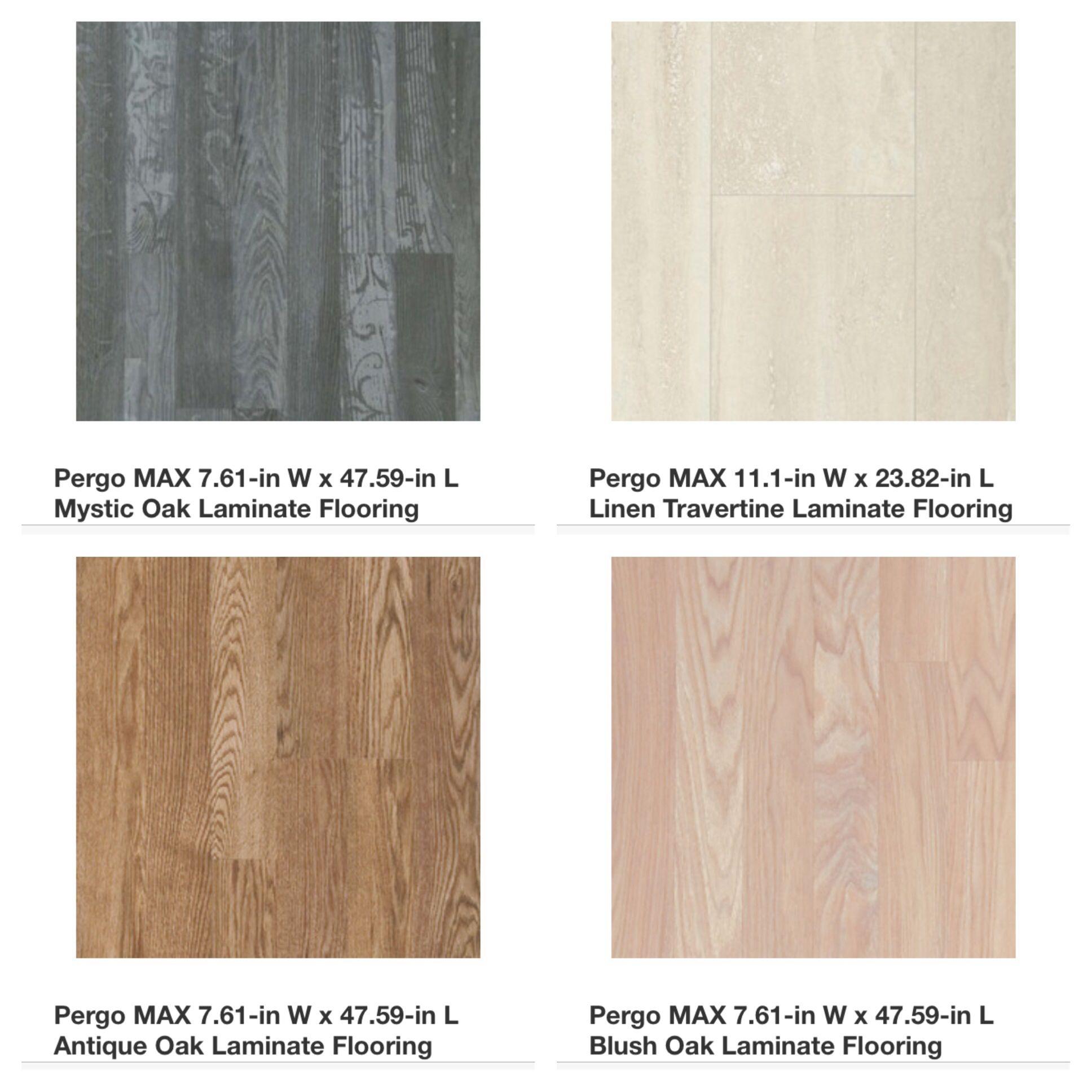 Pergo Flooring For Coastal Home Via Lowes Floor Colors Homes Second