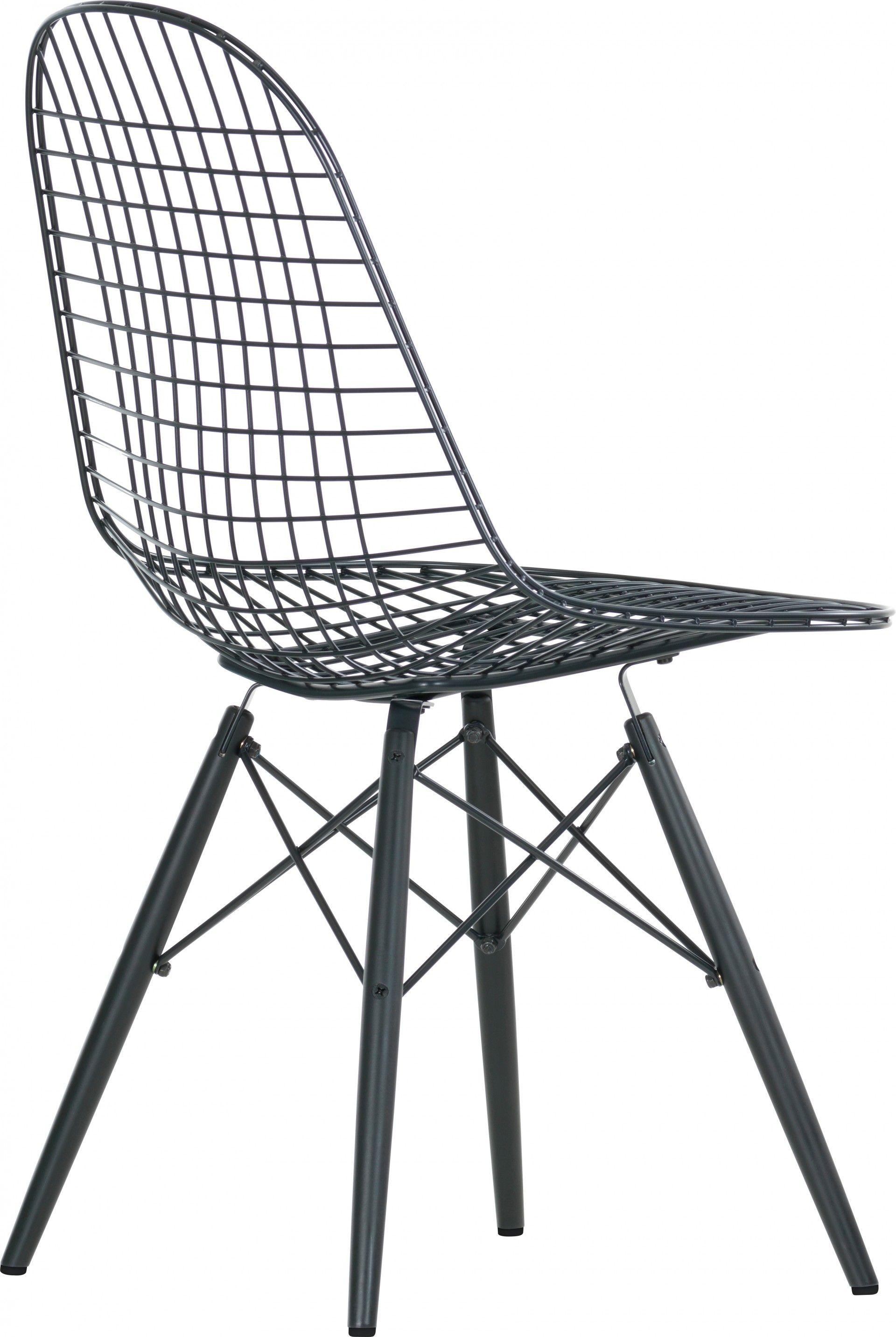 Eiffel Tower Wire Chair Stapelbar, Eames Stühle, Eames