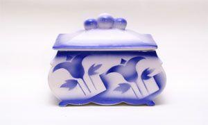 Art Deco Airbrush Keramika
